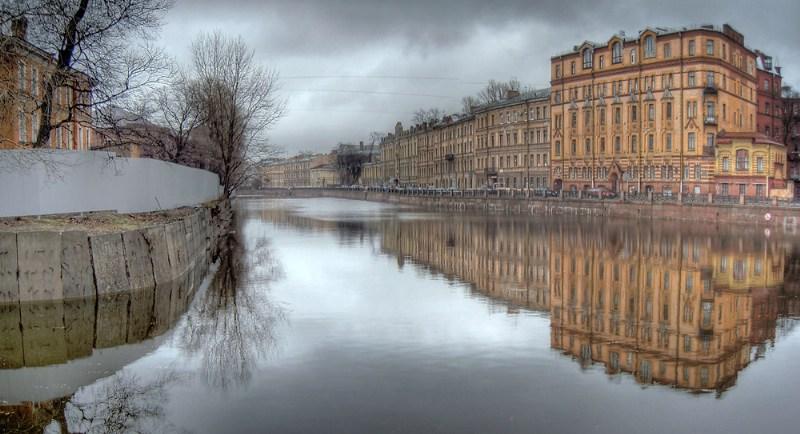 фото альбом Санкт-Петербург, 24.12.2006 р. Мойка