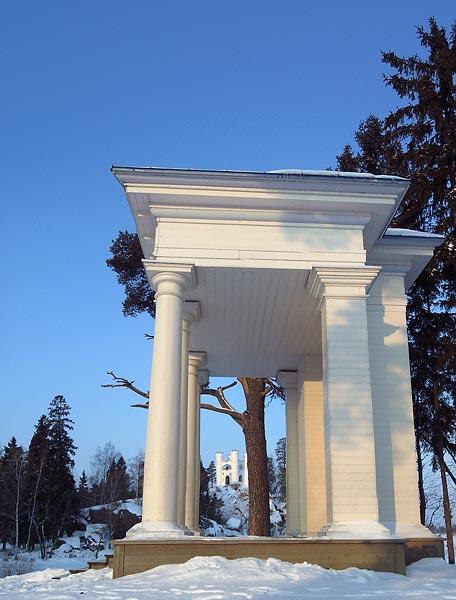 фото альбом Выборг, 04.02.2006 Храм Нептуна