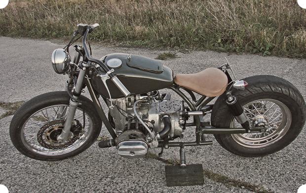 фото альбом Bikes Old Bobber