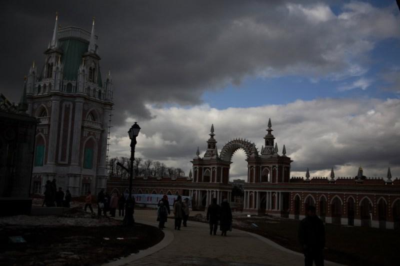 фото альбом Москва Царицыно