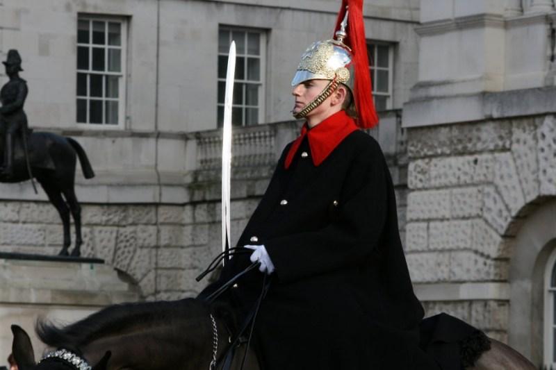 фото альбом Англия Королевская гвардия
