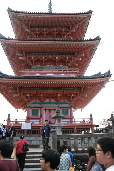 фото альбом Япония храм