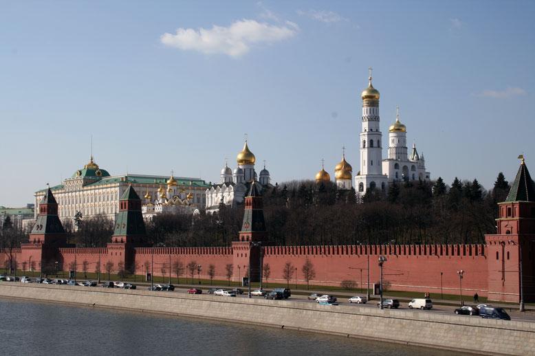 фото альбом Москва Кремль