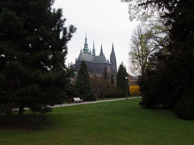 фотографии альбом Чехия Парк в Праге