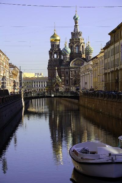 фото альбом Санкт Петербург Вид на канал Грибоедова
