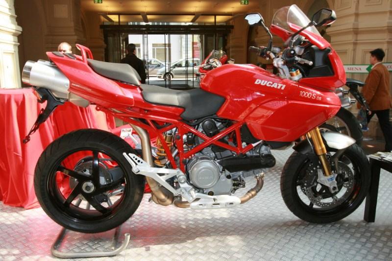фото альбом Мой альбом Мотоцикл Ducati