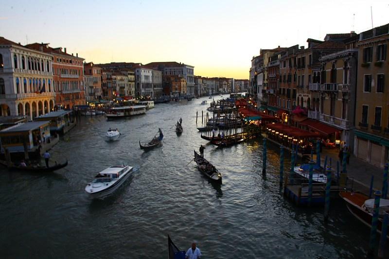 фото альбом Венеция Гранд канал