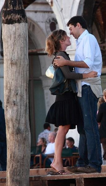 фото альбом Венеция Перед поцелуем