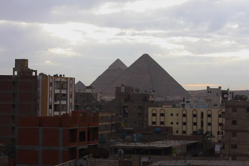 фото альбом Египет Город и пирамиды