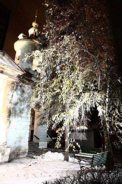 фото альбом Москва Церкви Церковь на Маросейке