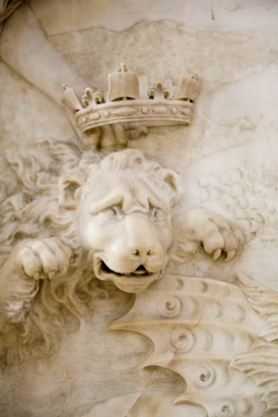 фотографии альбом Венеция Крылатый лев-символы Венеции