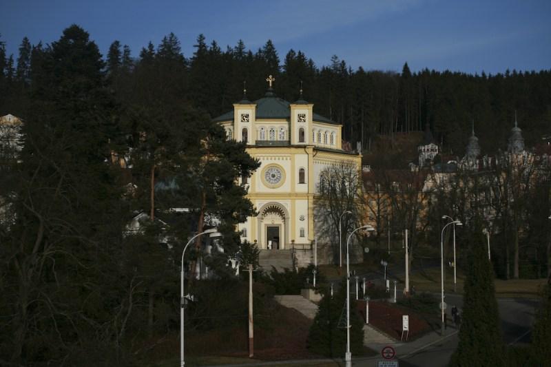 фото альбом Чехия Марианские лазни