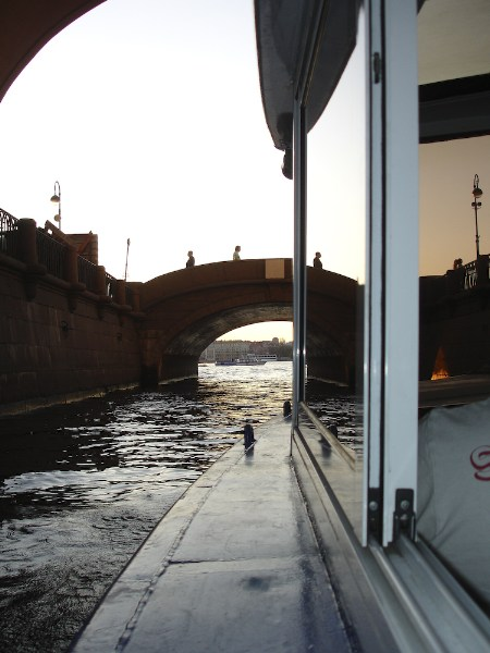 фото альбом Санкт Петербург Путешествие на катере