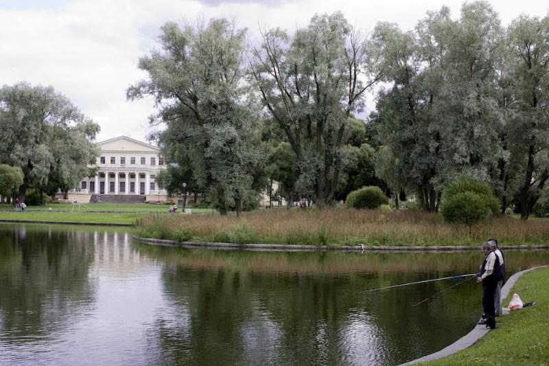 фото альбом Санкт Петербург Рыбаки