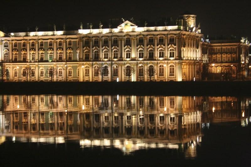 фото альбом Санкт Петербург Зимний