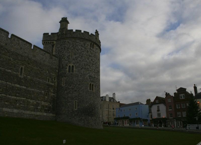 фото альбом Англия Замки Англии