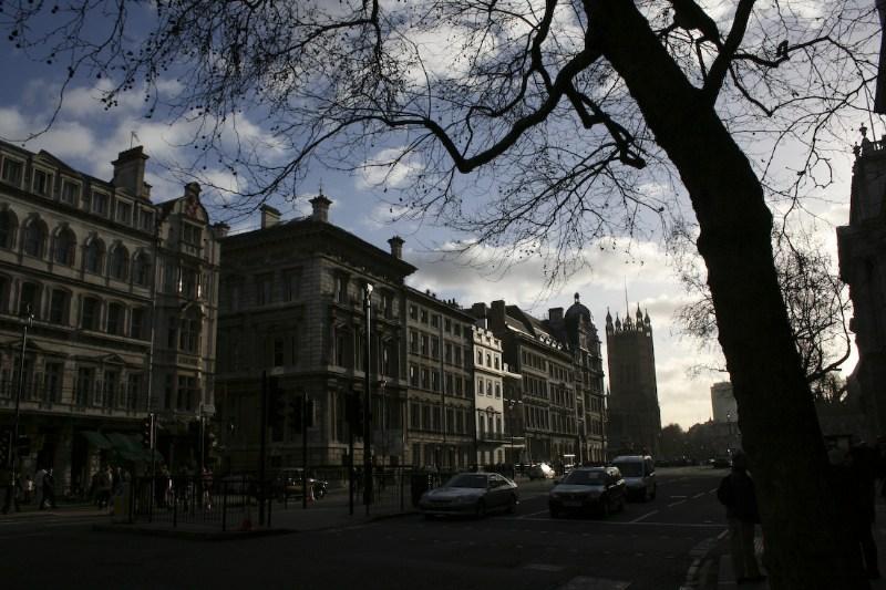 фото альбом Англия Улицы Лондона