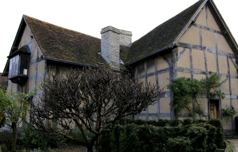 фото альбом Англия Дом Шекспира