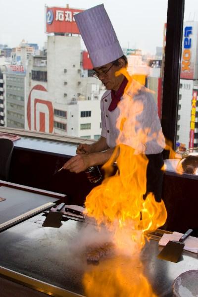 фотографии альбом Япония Вкусное получиолсь мясо