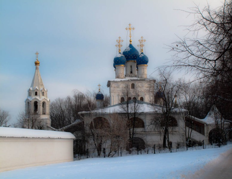 фото альбом Москва Церкви