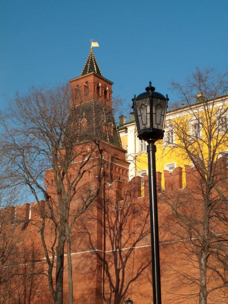 фото альбом Москва Александровский сад