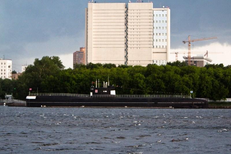 фото альбом Москва Подводная лодка