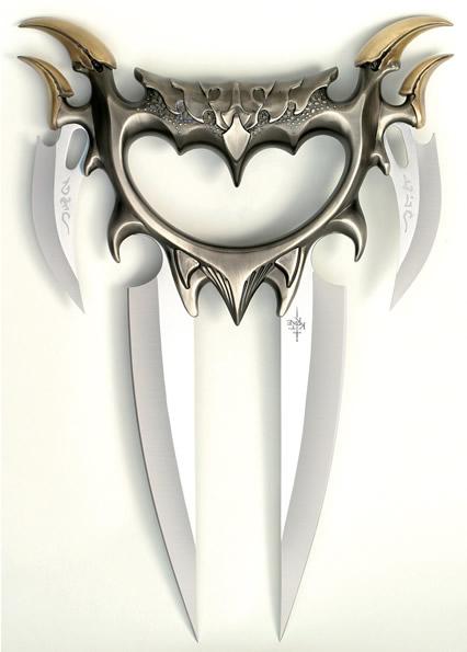 фото альбом Экзотическое оружие - Exotic weapons холодное оружие