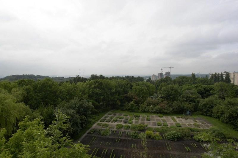 фотографии альбом Киев - Киев. Печерский ботанический сад 13 мая 2006г.