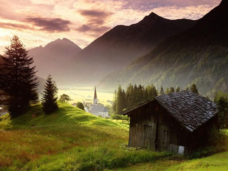фотографии альбом Леса, озера - Природа Горы, реки, озера