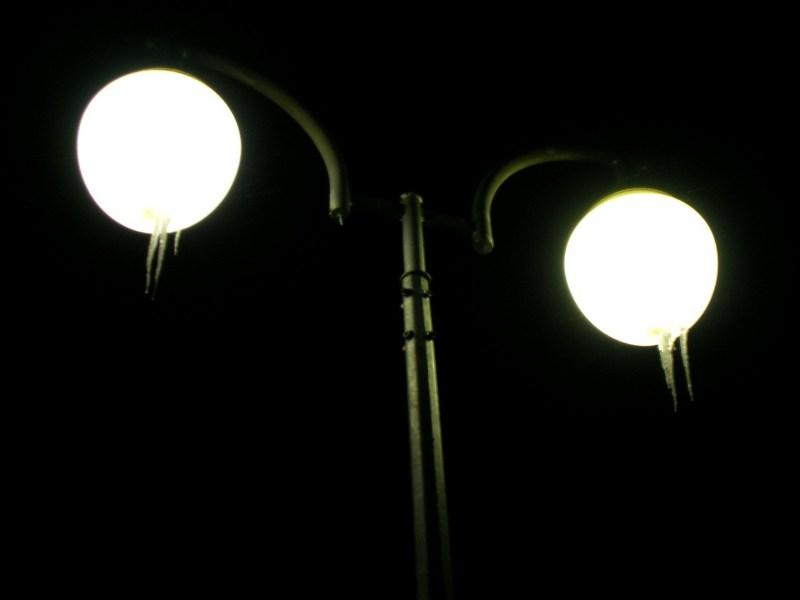 Ночью знакомимся