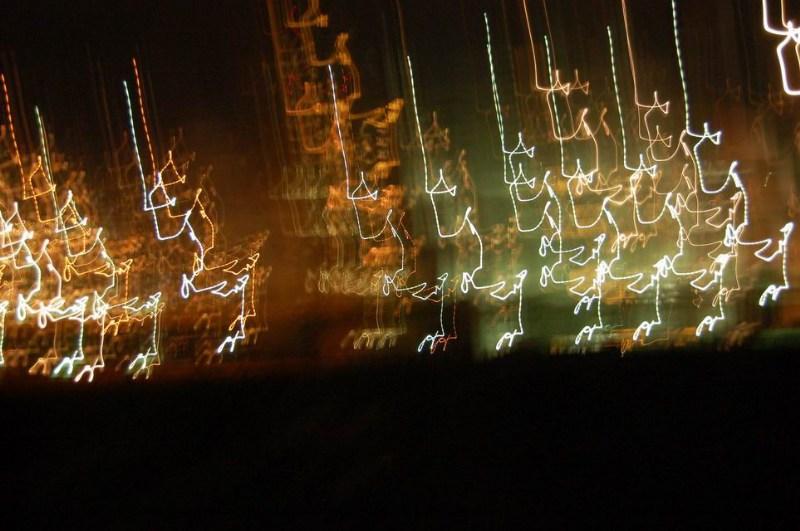 фотографии альбом Мой альбом и снова огни ночного города