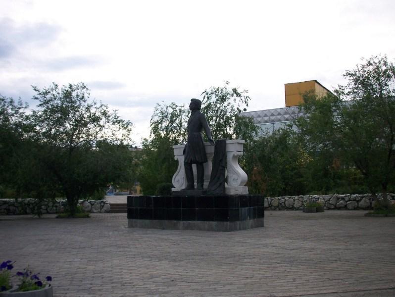 Мои фото Памятник Пушкину