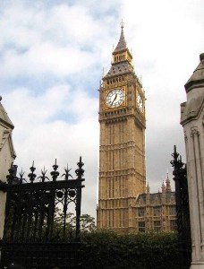 фото альбом Европа - London Big Ben, London