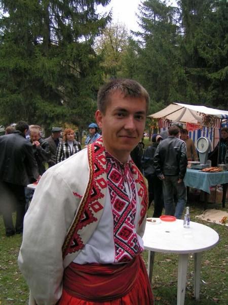 фото альбом Праздники - Сумщина, с. Пустовойтовка открытие историческо-мемориального комплекса им. Калнышевского