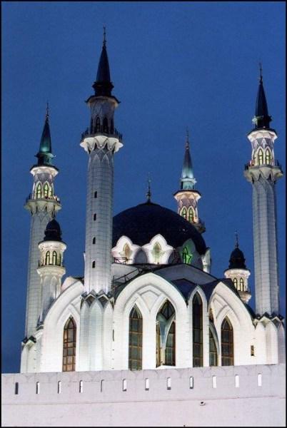 фото альбом Mosques - Мечети мира Кул-Шариф, Казань