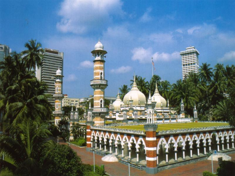 фото альбом Mosques - Мечети мира Masjid Jamek