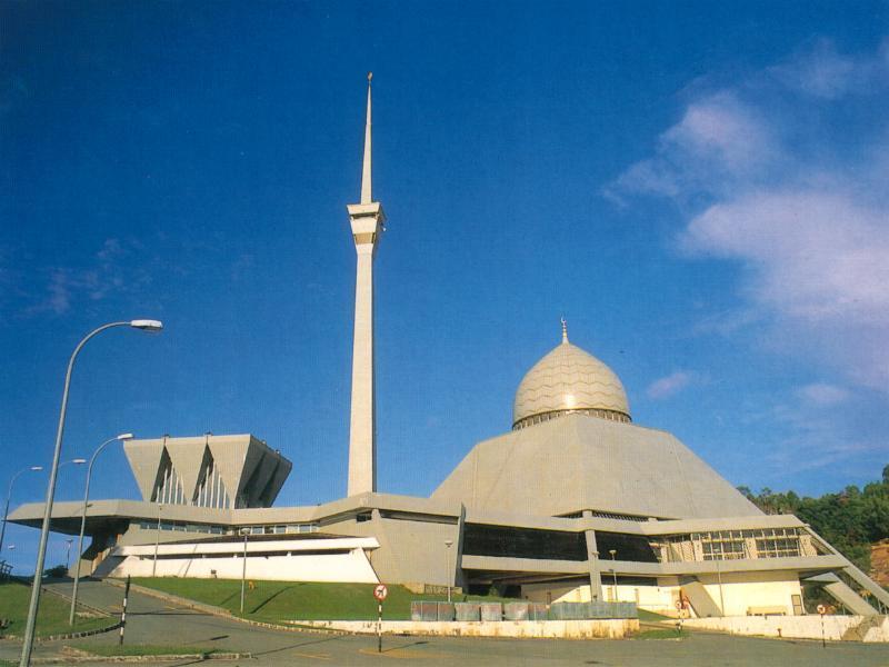 фото альбом Mosques - Мечети мира Mosque in Sabah