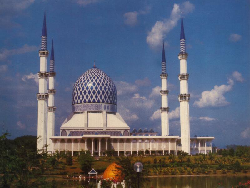 фото альбом Mosques - Мечети мира Sultan Sulahuddin Masjid