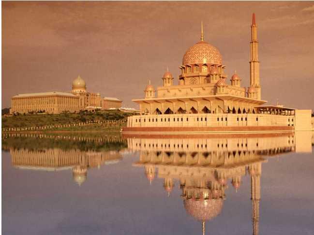 фотографии альбом Mosques - Мечети мира Masjid Putra