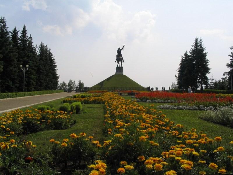 фото альбом Россия - Уфа Как то одним летом...2006 г.
