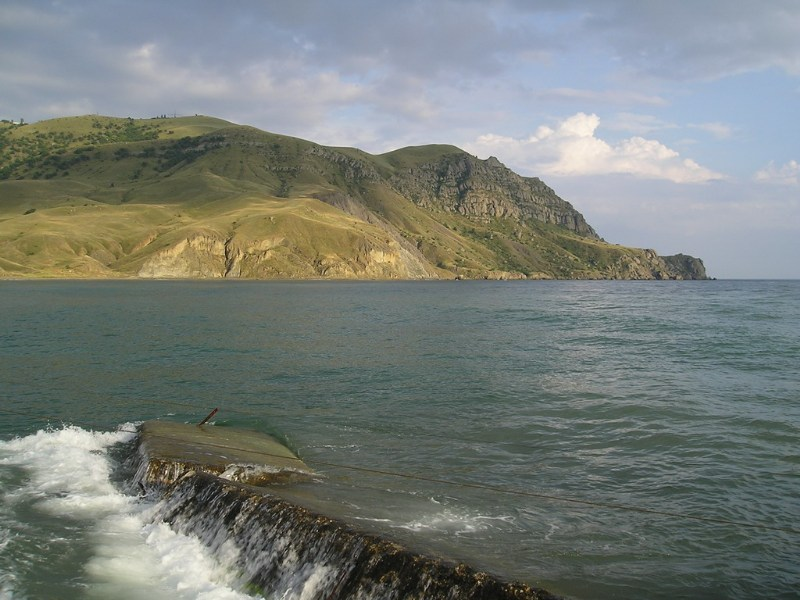 фото альбом Горы, море - Этот чарующий Крым Окрестности Судака и Нового Света...