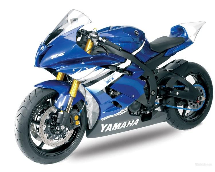 фотографии альбом Мои будущие мотоциклы. Honda CBR125R & Yamaha R6