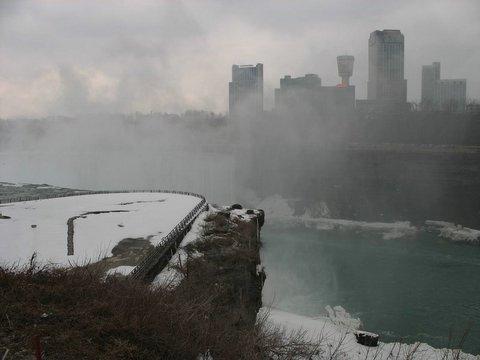 фото альбом Niagara Falls & Lake Ontario Первая вылазка за 1000 км от Филы
