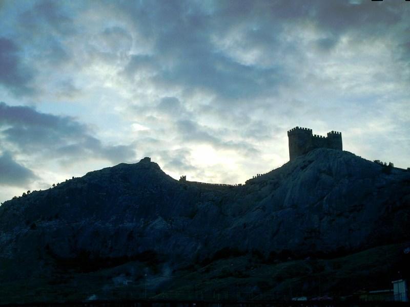 фото альбом Горы, море - Мой долгожданный отпуск Путешествие по Крыму