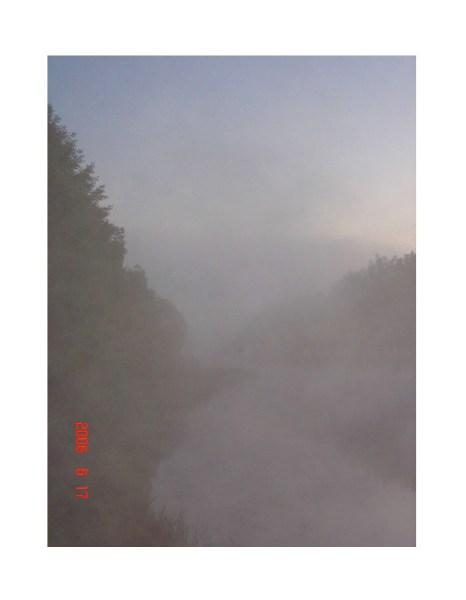 фото альбом Река Сиверский Донец идеальна для путешествия на байдарках Вечер начался...