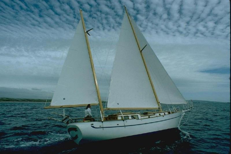 фото альбом Парусные яхты