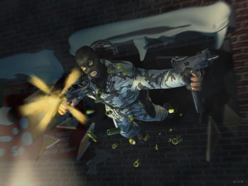фото альбом Обои с Counter-Strike