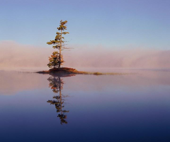 фотографии альбом Леса, озера - Красота воды