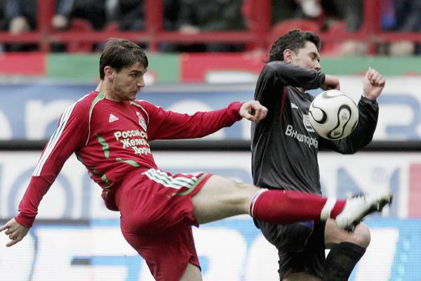 """фото альбом Россия """"Премьер-Лига 2006"""" Бранислав Иванович"""