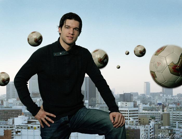 фото альбом Игры - Про футбол Michael Ballack